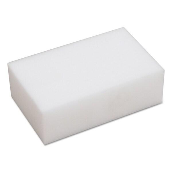 O-Cedar Commercial Maxi-Clean Eraser Sponges 4 1/2 x 2 3/4 x 1 1/2 White 24/Carton 22993608
