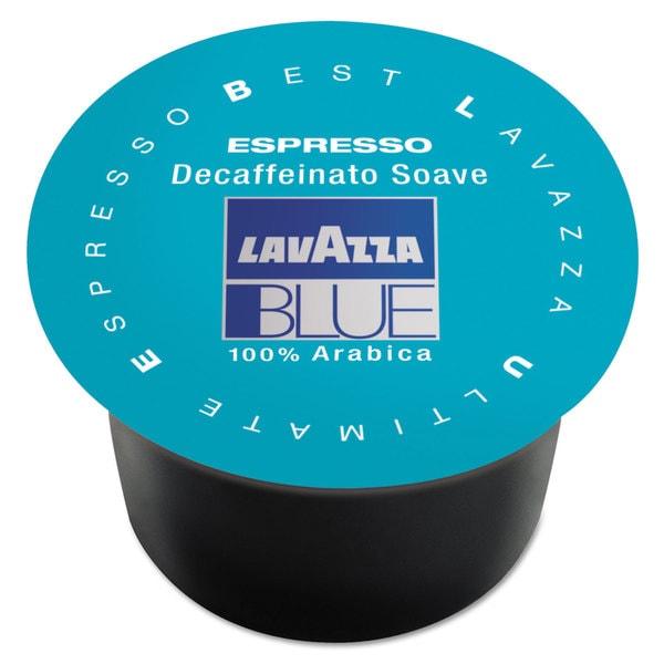 Lavazza BLUE Espresso Capsules Capsules Decaffeinated Medium Roast 8g 100/Box 22995378