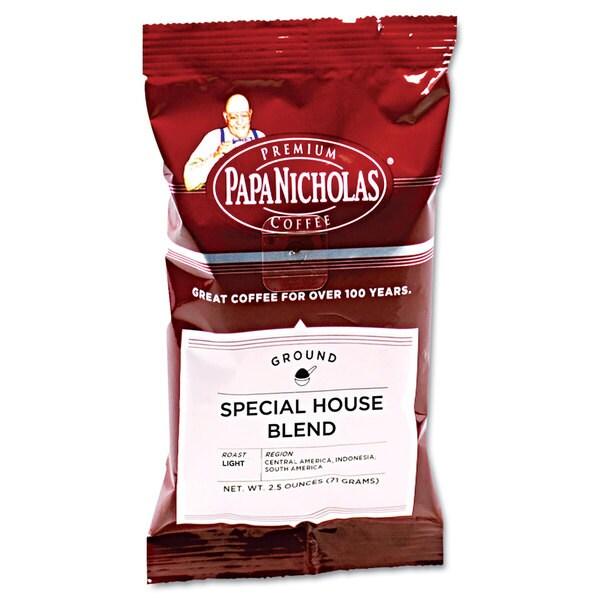 PapaNicholas Coffee Premium Coffee Special House Blend 18/Carton 22996523