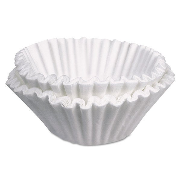 BUNN Commercial Coffee Filters 10 Gallon Urn Style 250/Pack 22997109