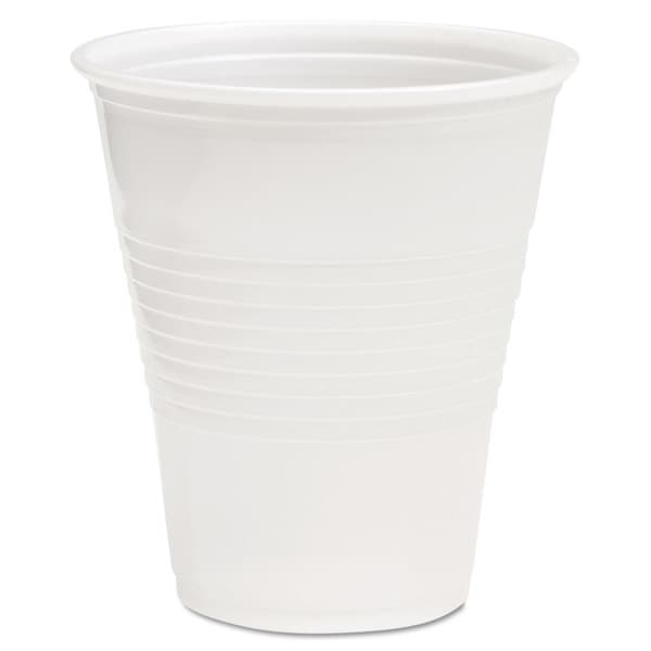 Boardwalk Translucent Plastic Cold Cups 14-ounce 50/Bag 20 Bags/Carton 22997448