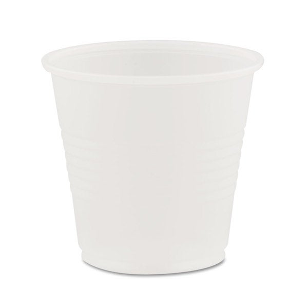 Dart Conex Galaxy Polystyrene Plastic Cold Cups 3.5-ounce 100 Sleeve 25 Sleeves/Carton 22997534