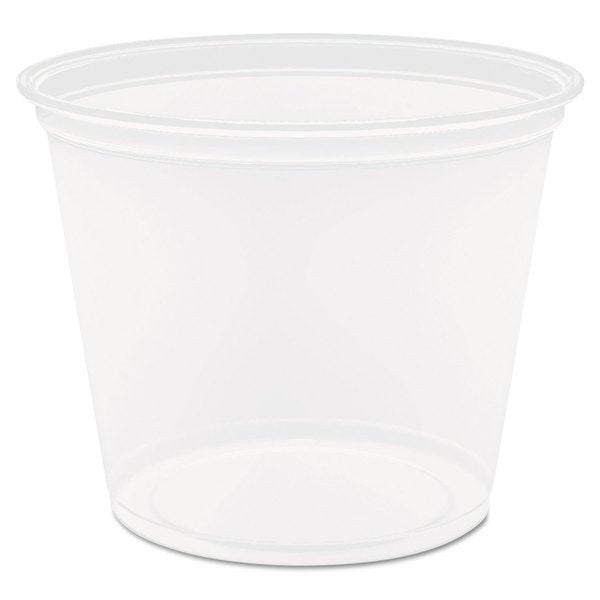 Dart Conex Complement Portion Cups 5 1/2 -ounce Translucent 125/Bag 22998648