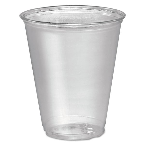 SOLO Cup Company Ultra Clear Cups 7-ounce PET 50/Bag 1000/Carton 22998712