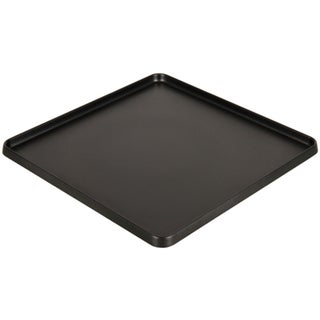 Coleman Black Cast Aluminum Porcelain-coated Griddle 23013461