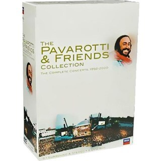 The Pavarotti & Friends Collection (DVD)