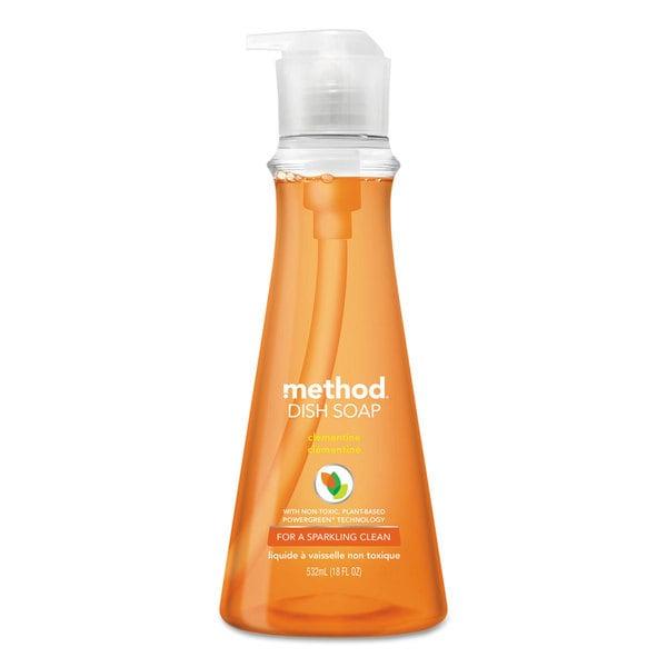 compare method dish soap refill