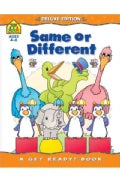 Same Or Different: Ages 4-6 (Paperback)