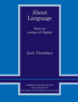 About Language: Tasks for Teachers of English (Paperback)