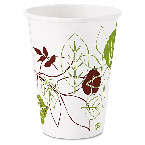Dixie Pathways Polycoated Paper Cold Cups 12oz 2400/Carton 23059397