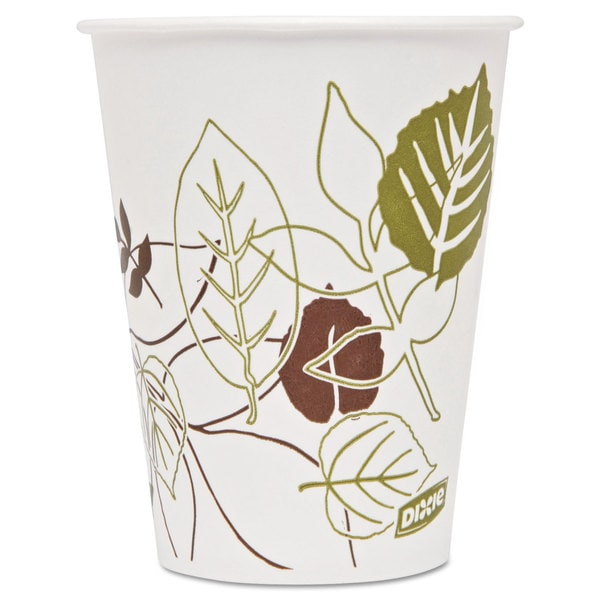 Dixie Pathways Polycoated Paper Cold Cups 9oz 2400/Carton 23059421