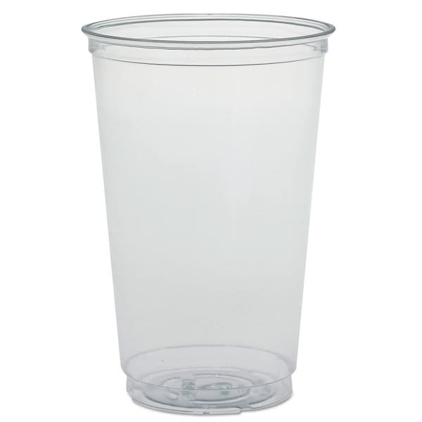 SOLO Cup Company Ultra Clear PETE Cold Cups 20-ounce Clear 23059799