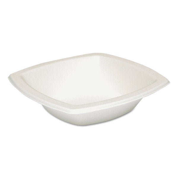 SOLO Cup Company Bare Eco-Forward Sugarcane Dinnerware Bowl 12oz Ivory 125/Pack 8 Packs/Carton 23059904
