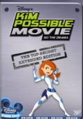 Kim Possible Movie: So The Drama (DVD)