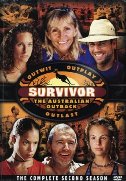 Survivor: The Australian Outback - The Complete Season 2 (DVD)
