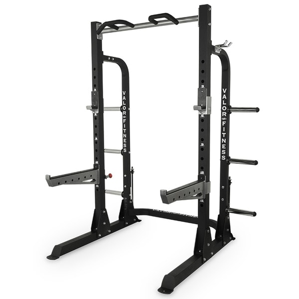ValorPRO BD-58 Half Rack with Plate Storage 23080068