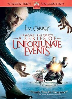 Lemony Snicket's A Series of Unfortunate Events (DVD)