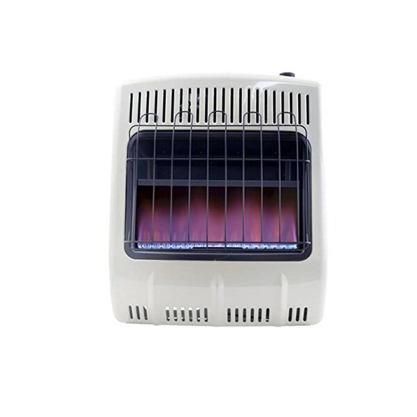 Mr. Heater 20,000 BTU Vent Free Blue Flame Propane Heater, MHVFB20LPT 23084638
