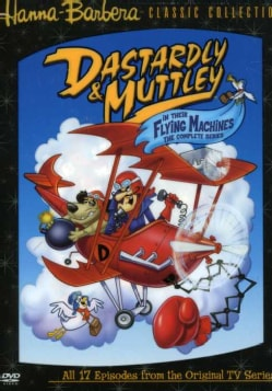 Dastardly & Muttley in their Flying Machines: The Complete Series (DVD)
