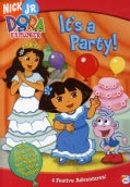 Dora The Explorer: It's a Party (DVD)