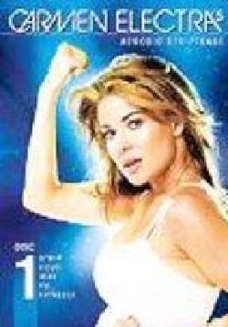 Carmen Electra's Aerobic Striptease Box Set (DVD)