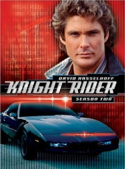 Knight Rider: Season Two (DVD)