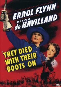 They Died with Their Boots On (DVD)