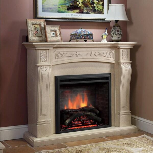 Compare Puraflame Western Firebox Electric Fireplace 23