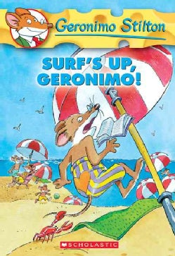 Surf's Up, Geronimo! (Paperback)