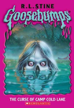 The Curse Of Camp Cold Lake (Paperback)
