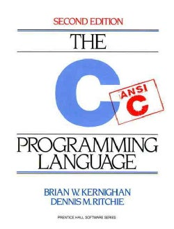 The C Programming Language: ANSI C Version (Paperback)