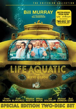 The Life Aquatic With Steve Zissou - Criterion Collection (DVD)