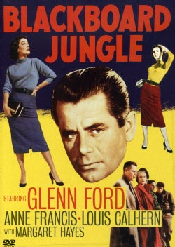 The Blackboard Jungle (DVD)
