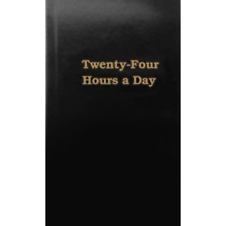 Twenty-Four Hours a Day (Hardcover)