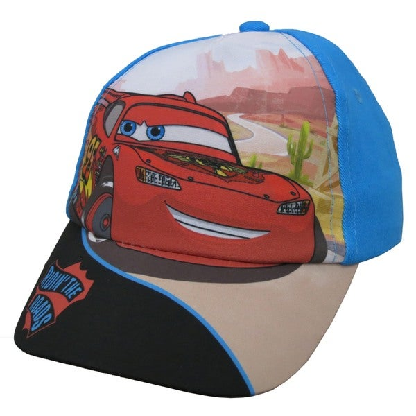 Disney Pixar Toddler Lightning McQueen Cars Boys' Baseball Cap 23191921