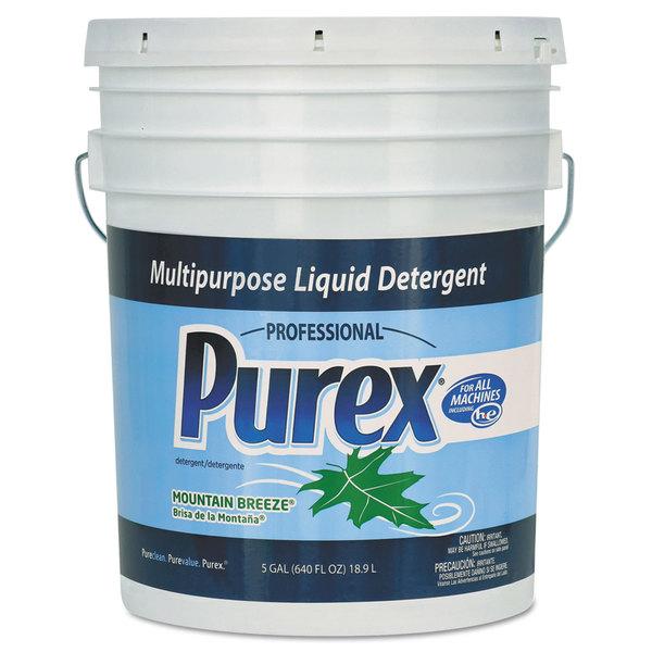 Purex Concentrate Liquid Laundry Detergent Mountain Breeze 5 gal. Pail 23193312