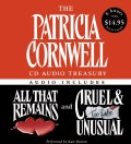 The Patricia Cornwell  Audio Treasury: All That Remains / Cruel and Unusual (CD-Audio)