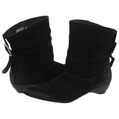 Steve Madden Punkie Black Suede Boots