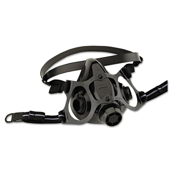 North Safety 7700 Series Half-Face Mask Respirator Medium 23233946