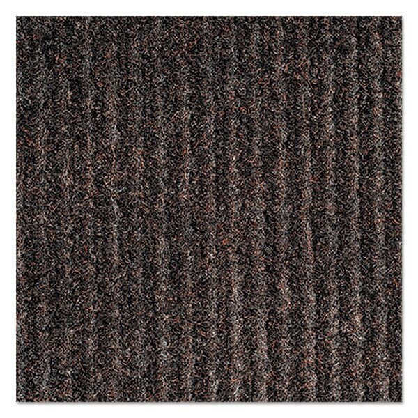 Crown Needle-Rib Wiper/Scraper Mat Polypropylene 36 x 48 Brown 23234275
