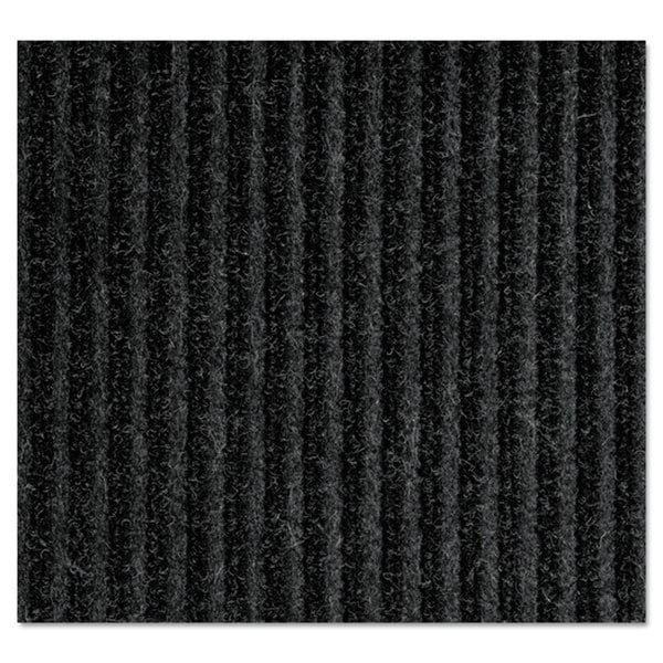 Crown Needle-Rib Wiper/Scraper Mat Polypropylene 36 x 48 Charcoal 23234290