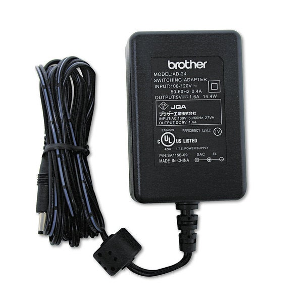Brother AC Adapter for Brother P-Touch Label Makers 23244163