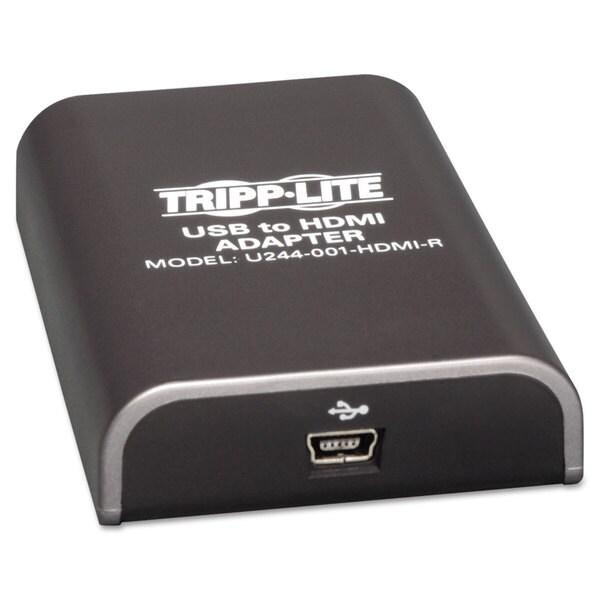 Tripp Lite USB 2.0 to HDMI Adapter