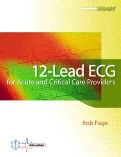 12 Lead Ecg for the Acute Care Provider (Paperback)