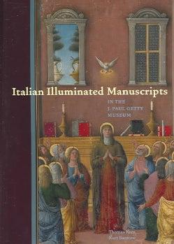 Italian Illuminated Manuscripts In The J. Paul Getty Museum (Paperback)