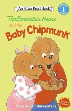 The Berenstain Bears and the Baby Chipmunk (Paperback)
