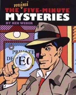 The Mini Five-Minute Mysteries (Hardcover)