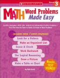Math Word Problems Made Easy: Grade 3 (Paperback)