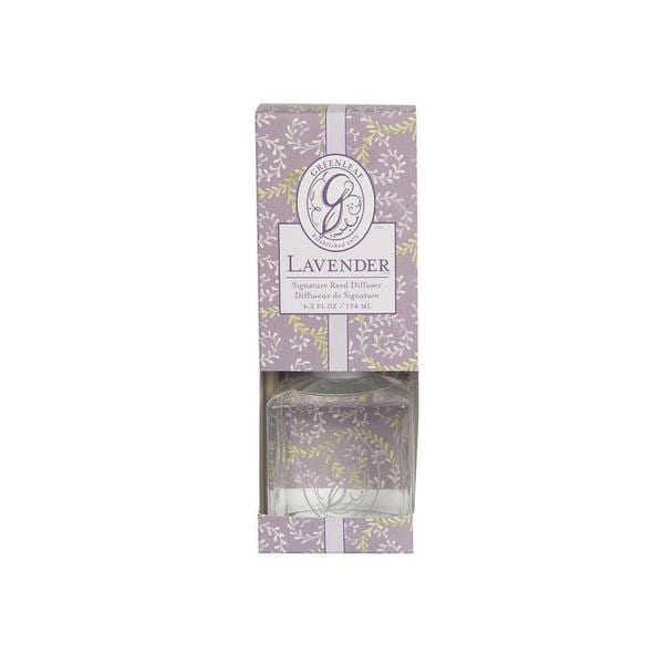 Greenleaf Signature Reed Diffuser Scented Oil Lavender Gift Set 23271897