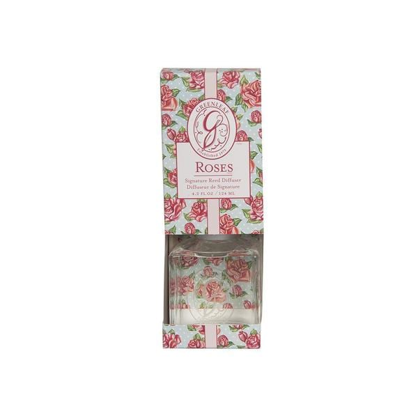 Greenleaf Signature Reed Scented Oil Diffuser Roses Gift Set 23271899